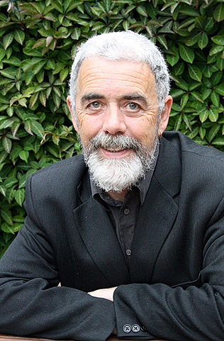 Image of Theo Dorgan, image by Pat Boran